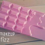 I heart makeup Pink Fizz Chocolate Bar