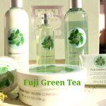 Body Shop Fuji Green Tea collectie