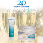 Uit de pers: Jubileum Mineral Skin Cosmetics