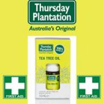 Uit de pers: Thursday Plantation Tea Tree Oil 100% Pure