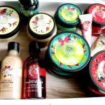 The Body Shop Christmas Collection Shoplog!