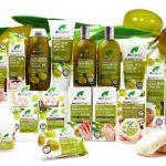 Uit de pers: Dr. Organic's Virgin Olive Oil Lijn