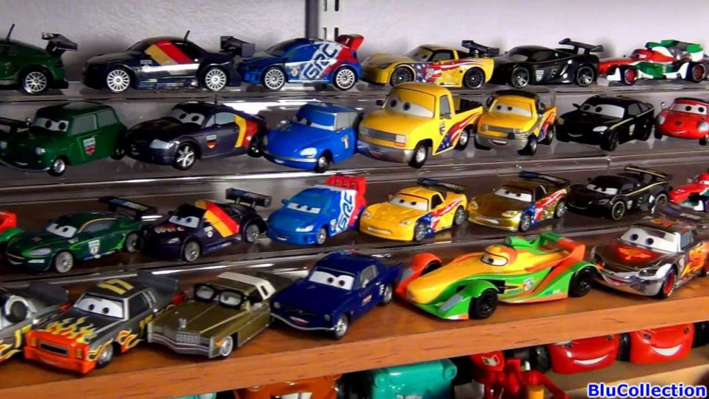 Mijn verzamelwoede vroeger tot nu for Cars autootjes