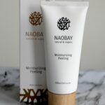 Moisturizing Facial Peeling van Naobay