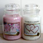 Nieuwe Yankee Candle kaarsen geshopt!