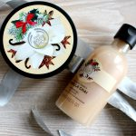 The Body Shop Vanilla Chai Shower Gel en Softening Body Butter