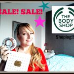 The Body Shop Sale Shoplog!