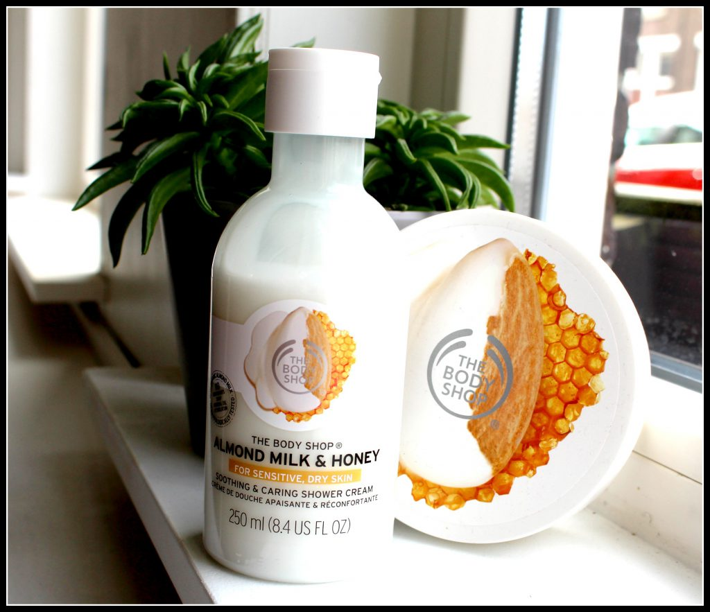 The Body Shop Almond Mild & Honey
