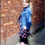 Outfit: Mijn nieuwe Esprit Spijkerjasje!