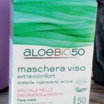 Athena's AloeBio50 Face Mask