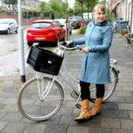 Stijlvol op de fiets met de AGU SEQ Urban Coat