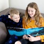 Boekenreview: De kleine engel die geluk bracht – Marianne Busser & Ron Schröder