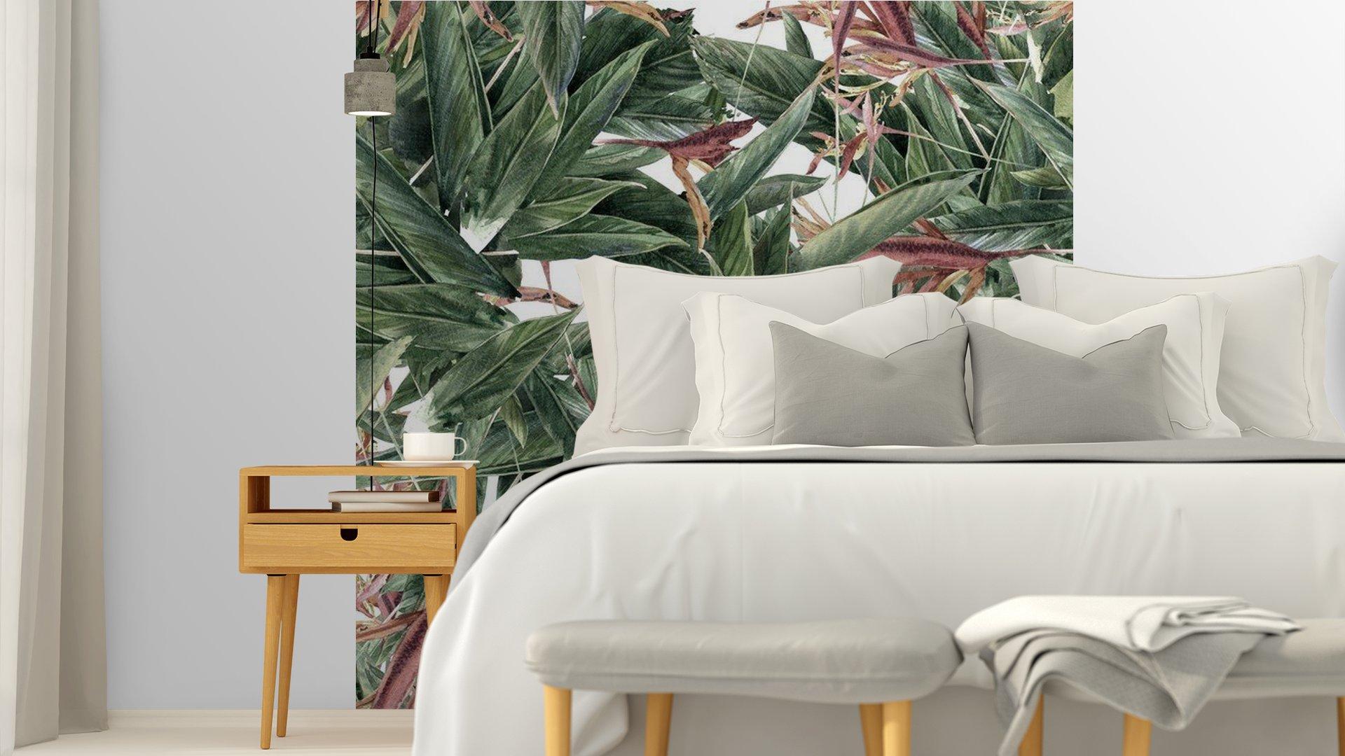 fotobehang-slaapkamer-thema-s-virtual-categorie-aquarel-schilderen ...