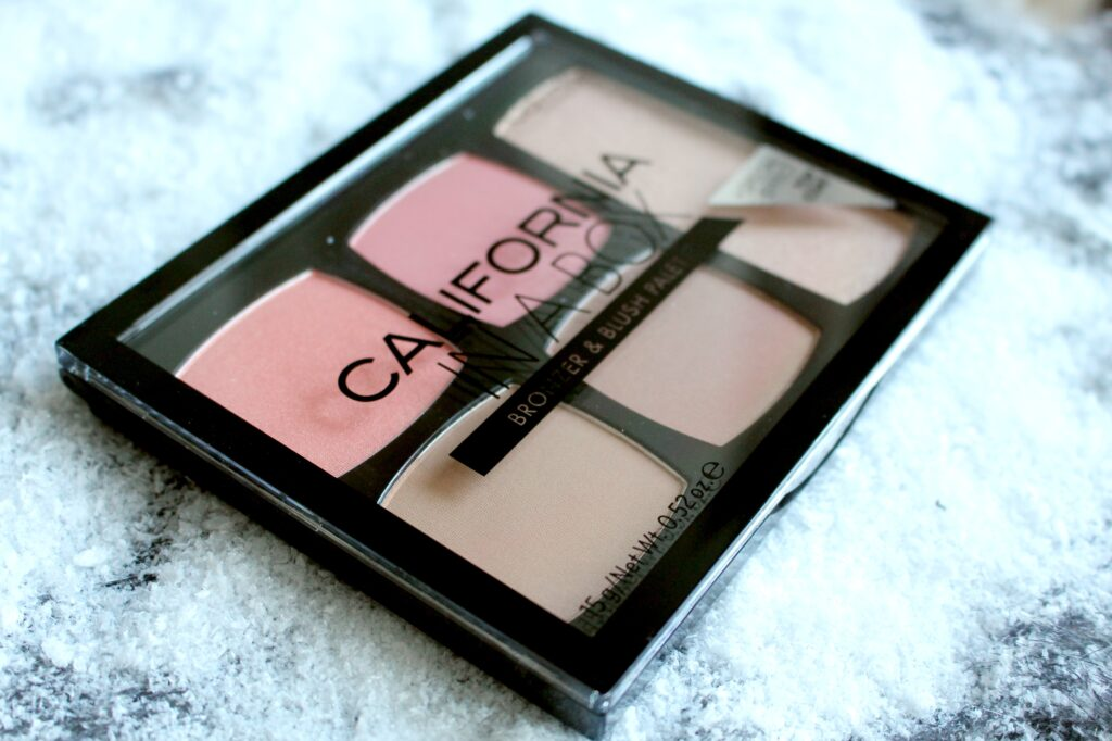 catrice California in a box