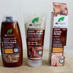 NIEUW: Dr Organic biologische Cocoa Butter Range + winactie