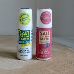 Nieuw! Salt of the Earth Roll-on deodorant