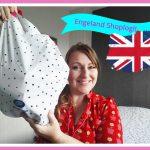 Engeland Shoplog!