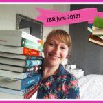 TBR Juni! Wat wil ik lezen in de maand juni?
