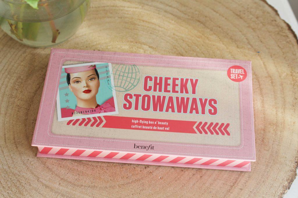 benefit cheeky stowaways