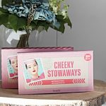 Benefit Cheeky Stowaways high-flying box o'beauty