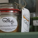DIY Soap Nutty Coconutty Body Scrub