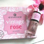 Essence Vintage Rose Eye Palette *Bloggers' beauty secrets*