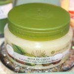 Yves Rocher Les Plaisirs Nature Bodyscrub met suiker en kokosnoot