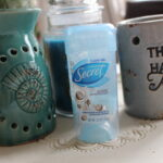 Secret Scent Clear Gel Coconut Splash Deodorant
