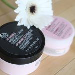 Body Shop Vitamin E Moisture Cream dag en nacht
