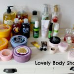 The Lovely Body Shop Tag!