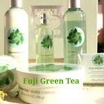 Body Shop Fuji Green Tea collectie