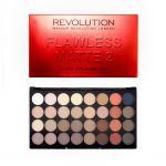 Makeup Revolution Flawless Matte 2 eyeshadow palette