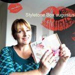 Unboxing Styletone Box Augustus 2016