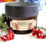 The Body Shop Secrets of the World Japanese Camellia Cream