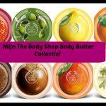 Mijn The Body Shop Body Butter Collectie