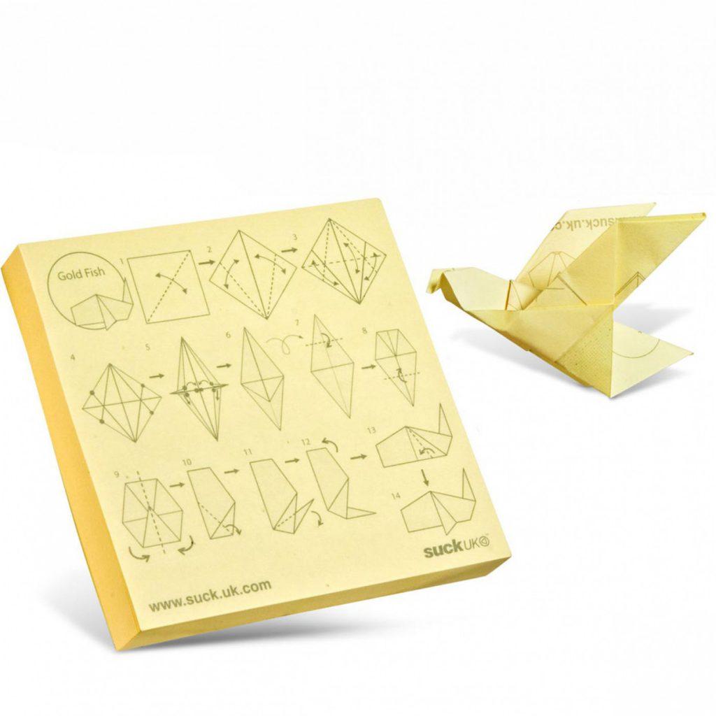 Origami Notitieblaadjes