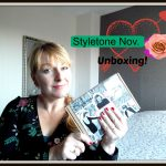 Unboxing Styletone Box November 2016