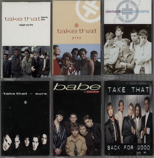 takethat_collectionofsixcassettesingles-594159