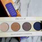 Pacifica Natural Minerals Eye Shadows Palette