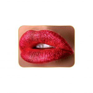 red-glitter-lip