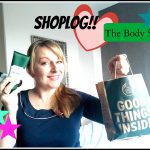 The Body Shop Shoplog!