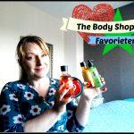 Mijn The Body Shop Favorieten!