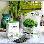 "Lekker ""Groen"" met Biotona Supergreens en Physalis Chlorella"