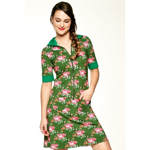 Dress Sporty Roses Army
