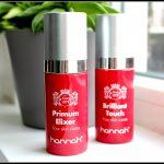 Prachtige nieuwe producten van hannah!