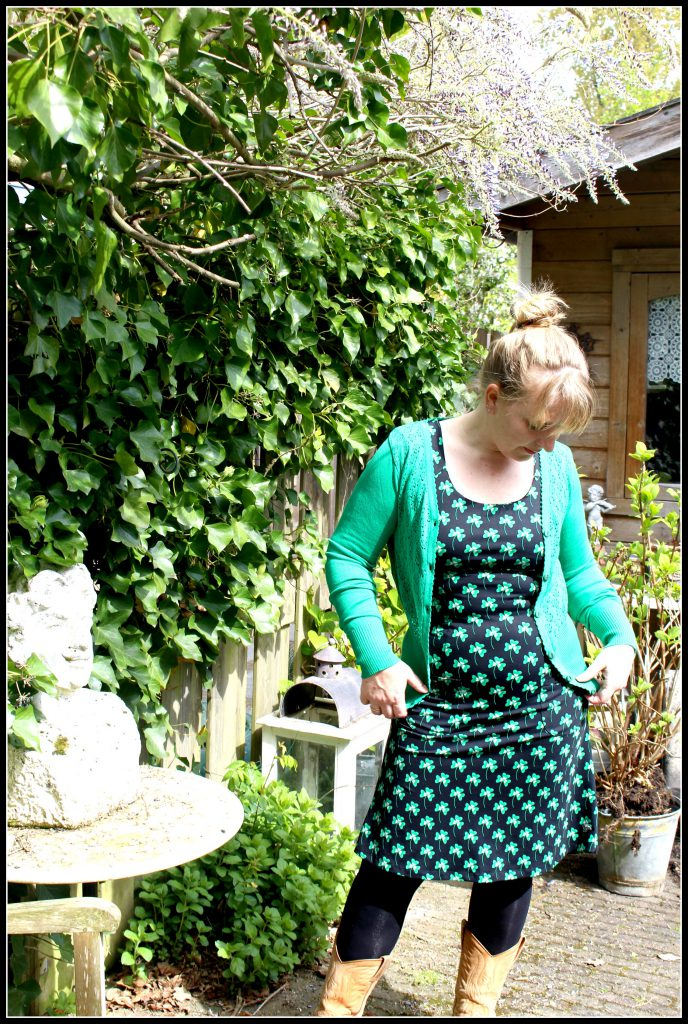 Tante Betsy Dress Summer Klaver