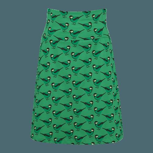 Skirt Songbird green