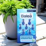 Balea vochtcapsules met algen-extract en olijfolie