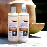 Nieuw! Urtekram Biologische Kokos Shampoo en Conditioner