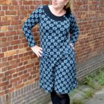 Outfit of the Day: Tante Betsy Dress Twiggy Little Apple Black